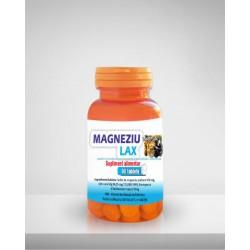 MAGNEZIU LAX 90 tablete