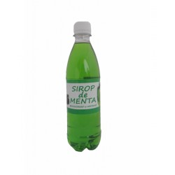 Sirop Menta cu fructoza 500 ml