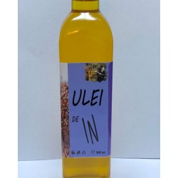 ulei de in 500 ml
