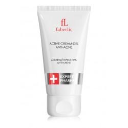 """Cremă-gel """"Anti-acnee"""" 50 ml EXPERT PHARMA"""